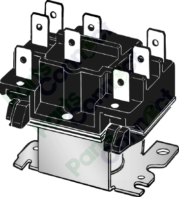 90 340 Relay Wiring Diagram from parts-connect.com