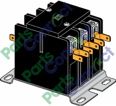 3 Pole Magnetic Contactor